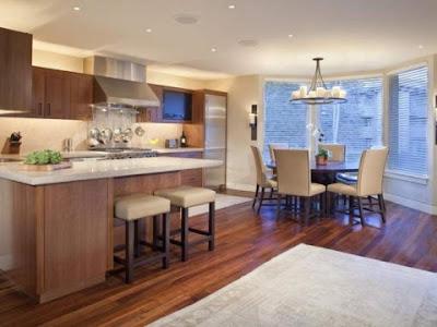Ciri-Ciri Interior Dapur Yang Aman