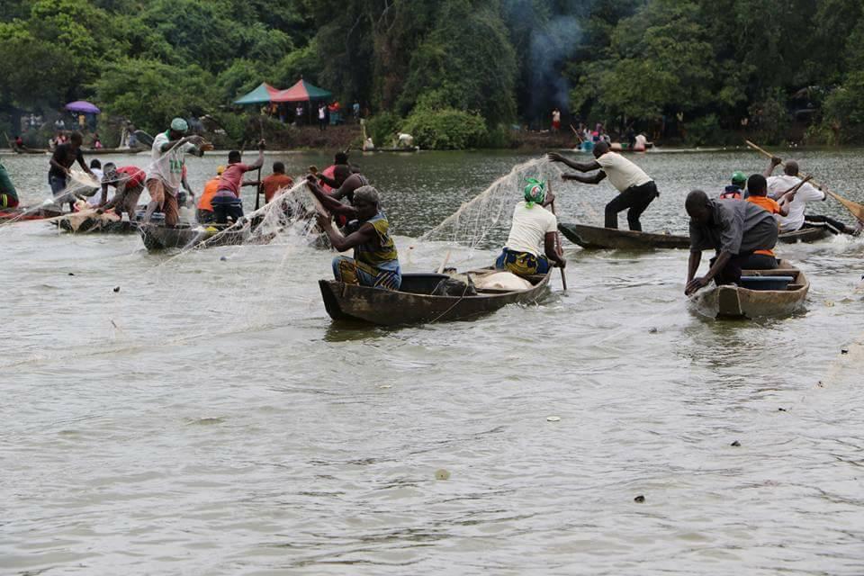 Lake Efi Festival Held In Sabageria, Bayelsa State