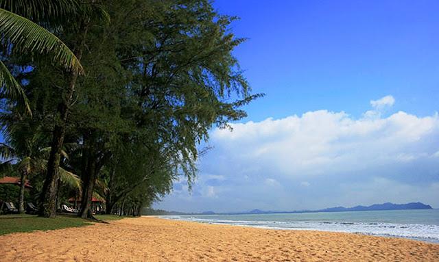 Pantai Kuala Kambas, Lampung Timur