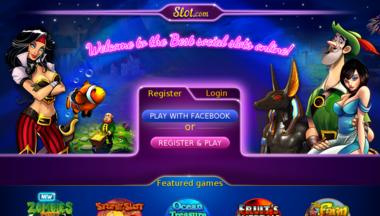 Juegos gratis de tragaperras en Slot.com