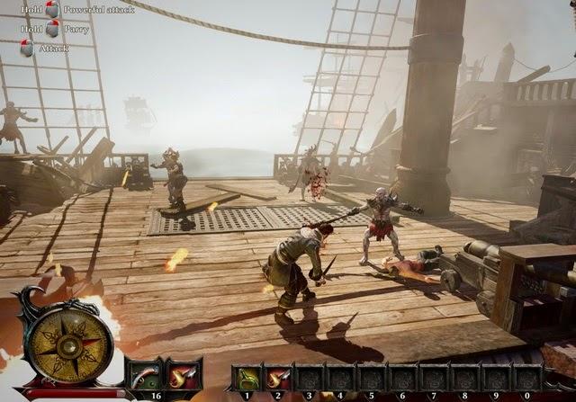 Risen 3 Titan Lords PC Games Screenshots