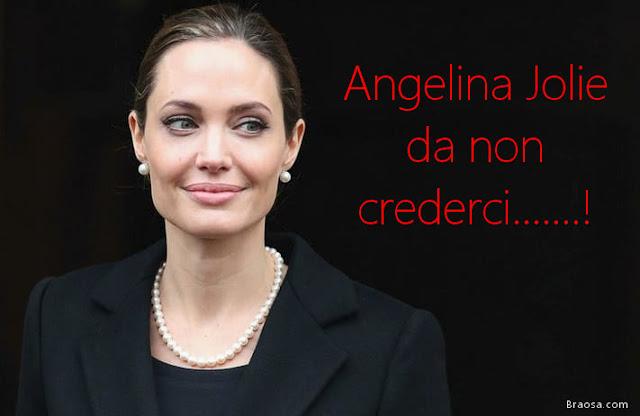 Che lavoro faceva Angelina Jolie prima di fare l'attrice