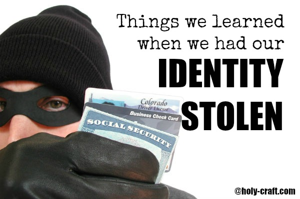 essays about identity theft