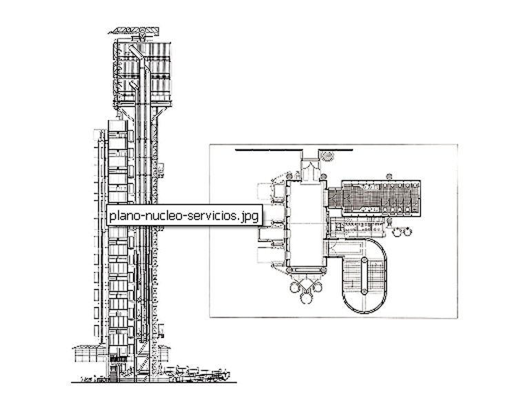 el plan z arquitectura  richard rogers  lloyds bank