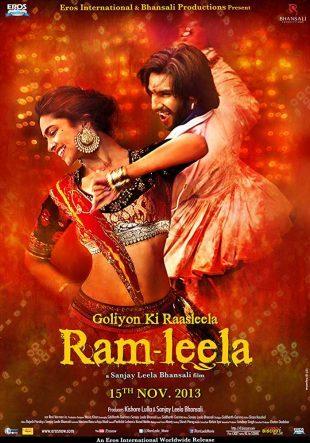 Goliyon Ki Rasleela Ram-Leela 2013 Full Hindi Movie Download BRRip 720p