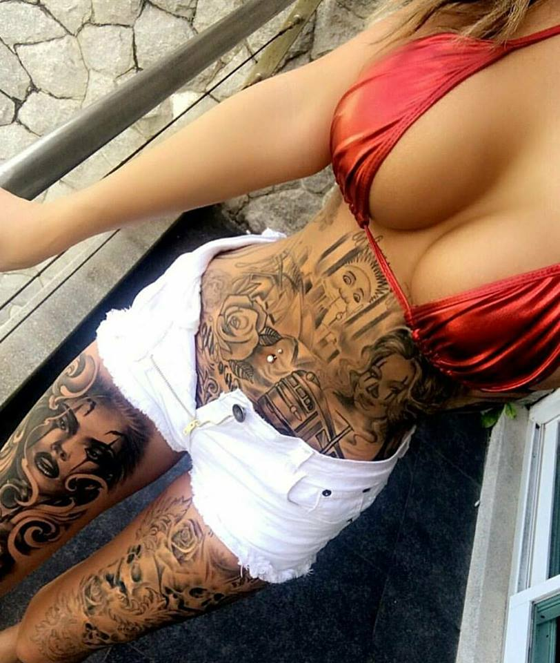 22 Hottest Tattoos Designs For Girls
