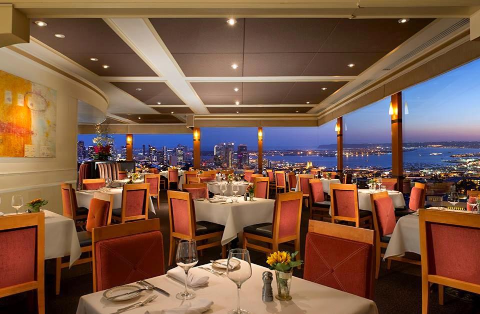 Restaurante Bertrand San Diego