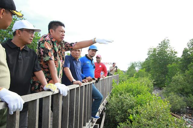 Taman Mangrove Berbas Akan Jadi Wisata Edukasi