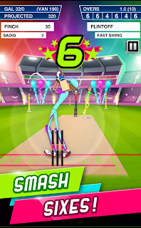 New cricket game Android
