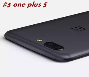 one plus 5 features price india