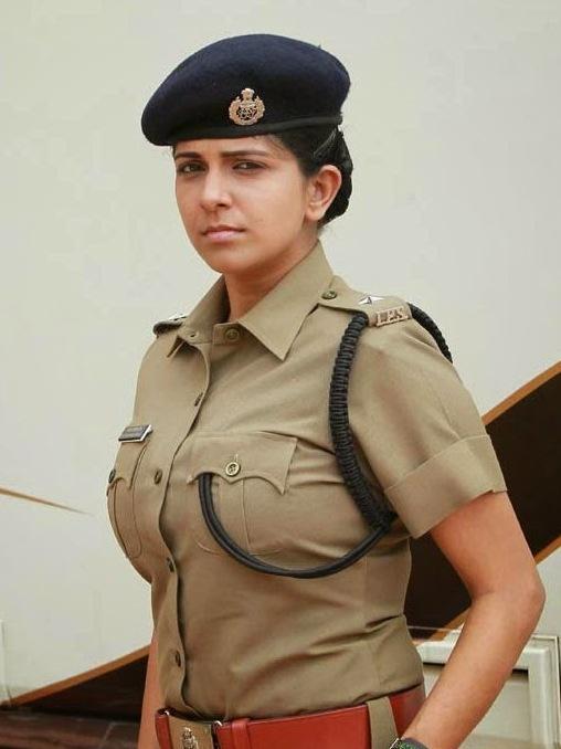 Hot girls in police uniform