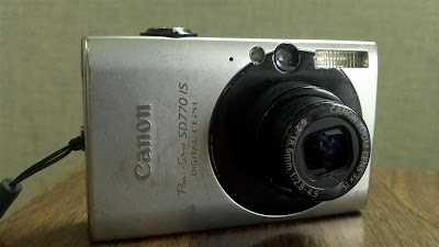 Canon SD770 IS, Power Shot