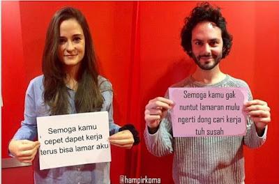 10 Meme Kocak 'Tukeran Doa' yang Ngehits di Medsos Ini Bikin Ngakak