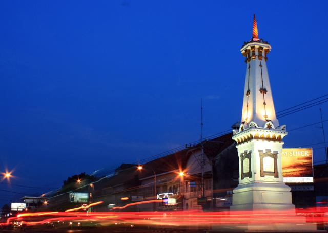 Tugu Yogya - The Colour Of Indonesia - Pantai Kukup