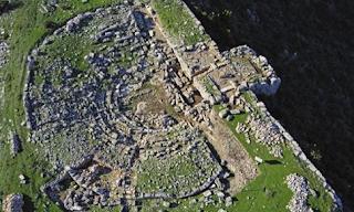 Αρχαίο Αίπυ Ενέργειες για χρηματοδότηση της αναστήλωσης μέσω ΟΧΕ