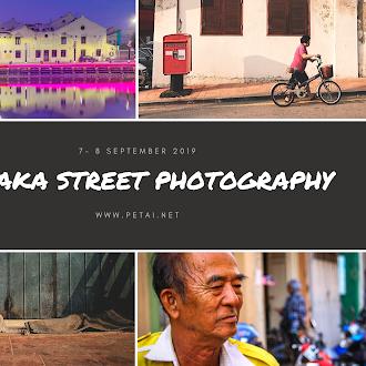 Melaka Street Photography Travelog