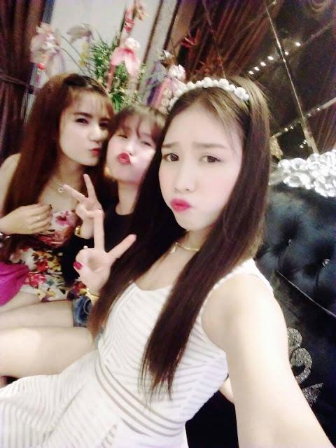 Gái xinh facebook Sài Gòn : Anna Hương