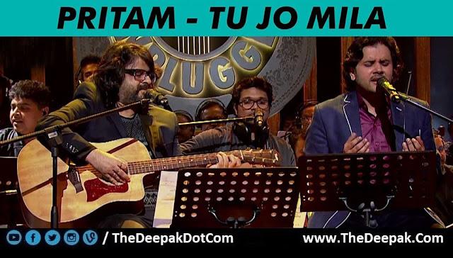 Tu Jo Mila - Pritam, Javed Ali @ MTV Unplugged 5
