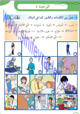 8. Sınıf Arapça Meb Yayınları Ders Kitabı Cevapları Sayfa 84