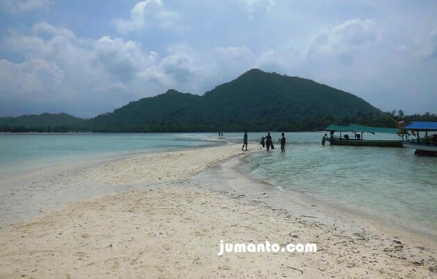 Pulau Pahawang The Hidden Paradise