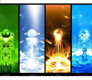 Que tipo de elemento você é ?
