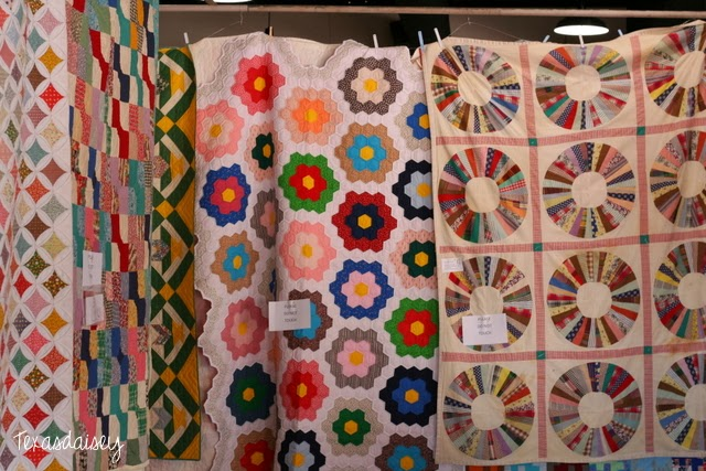 Seymour Texas Quilt Show on Republic of Texas Independence Day