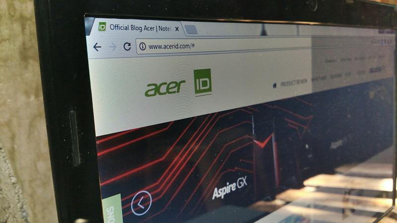 Acer Alat Bantu Canggih