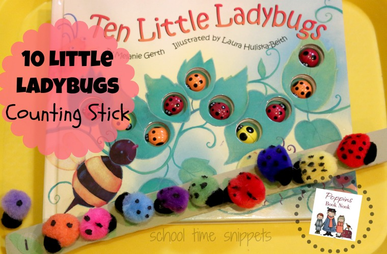 storybook fine motor ideas