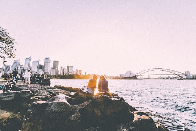 渡豪 オーストラリア 行く
