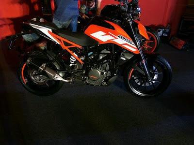 Harga 34 Jutaan, KTM Duke 250 Terbaru Meluncur di India