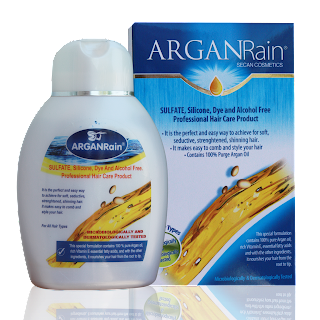 Arganrain Hair Care Shampoo