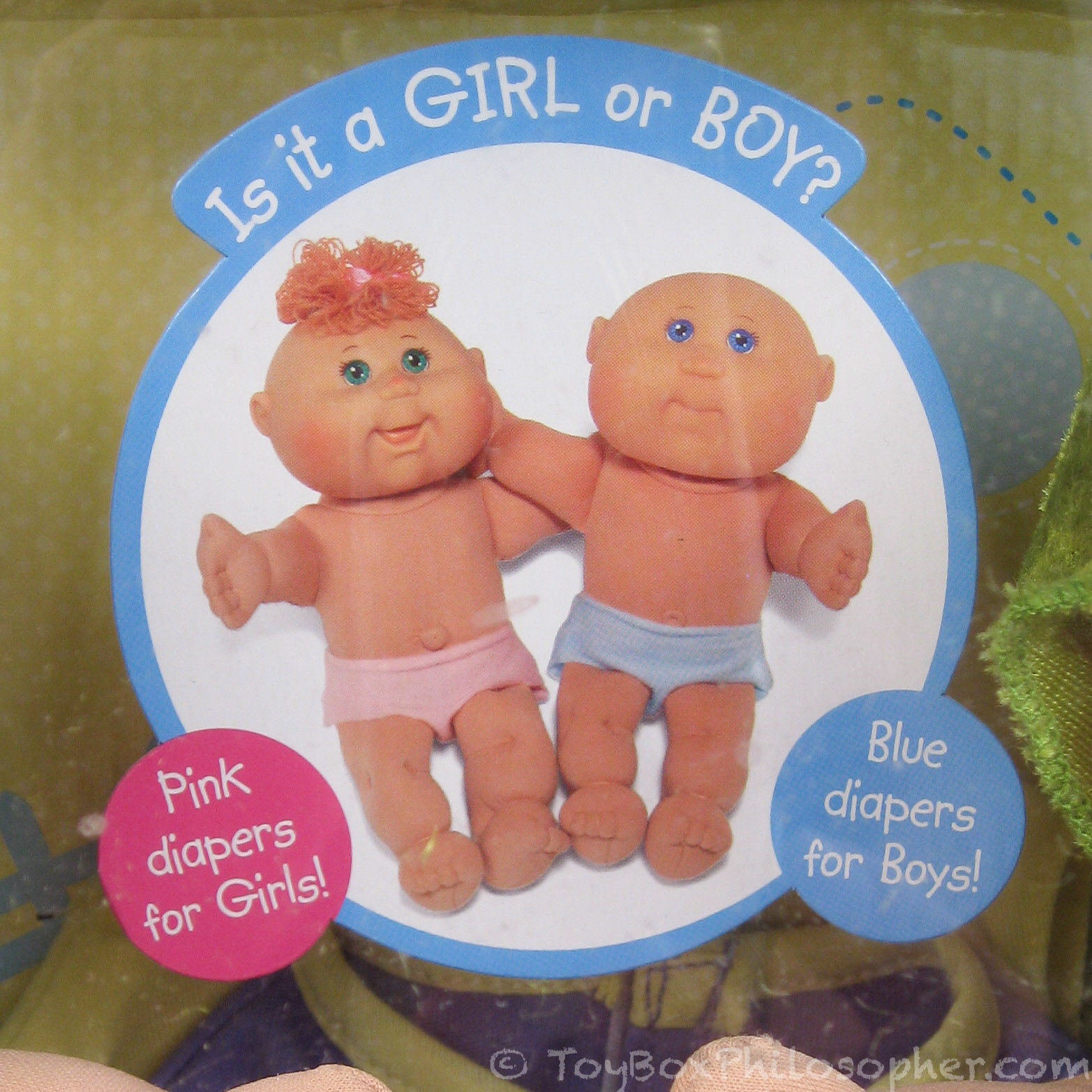 Sunday surprise cabbage patch kids surprise newborn twins the a boy and a girl two girls two boys aiddatafo Images