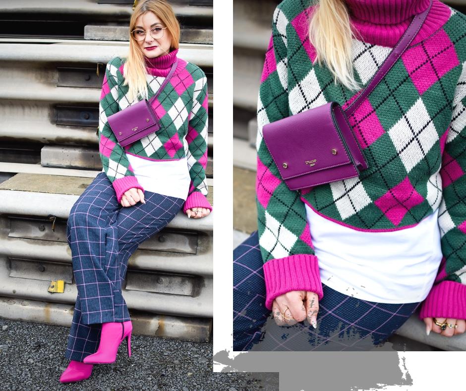 Crop Pullover und Crop Sewater stylen, wie trage ich einen Crop Pullover