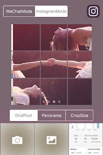 Tutorial Membuat Foto Grid Menyambung di Instagram 3