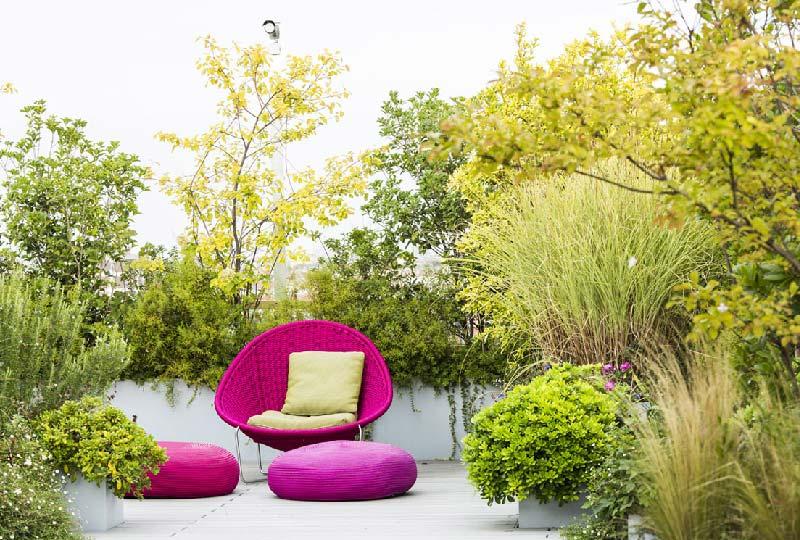 Sedute da giardino Paola Lenti