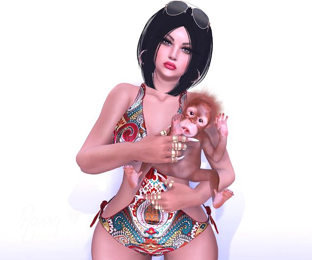 My Baby Orangutan