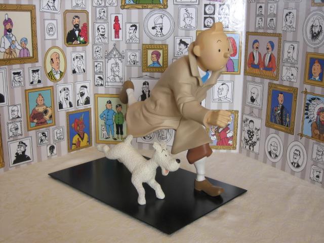 Loja do Tintin em Bruxelas
