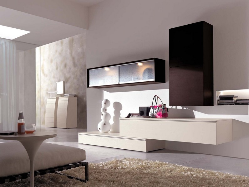 Arredamento moderno mobili soggiorno moderno for Living moderno arredamento