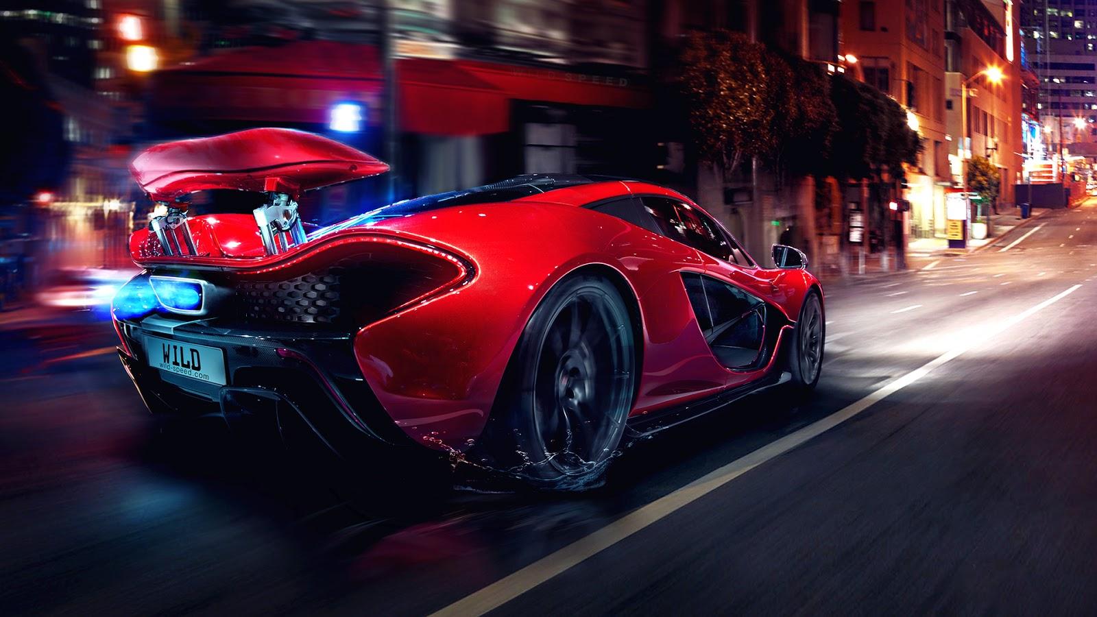 Auto Rojo ~ ☺ - Descarga Wallpapers En Full HD 4K