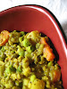 Mung Beans with Mixed Vegetables
