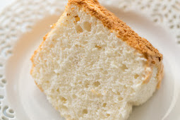Perfect Gluten-free Angel Food Cake