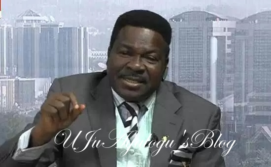 Buhari has taken food from our table, wants to take freedom of speech – Ozekhome SAN