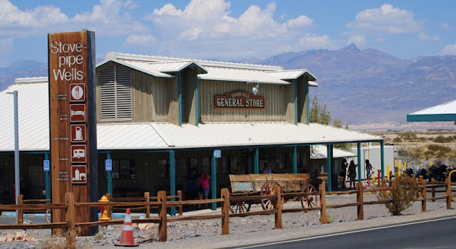 Hotel Stovepipe Wells Village em Death Valley