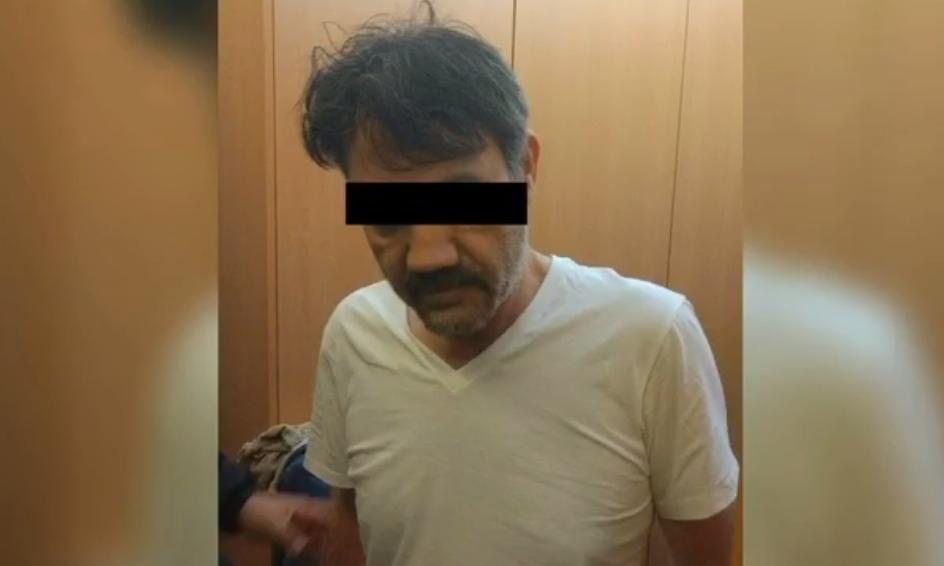 Filtran imagen de DAMASO  el nuevo líder del Cártel de Sinaloa en manos de las autoridades