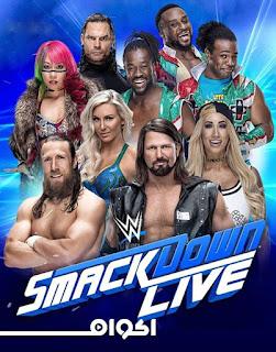 WWE Smackdown Live 2019.03.05