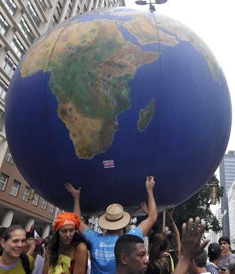 Rio+20 o longo caminho desde Woodstock  Foto Marcello Casal Jr-ABR