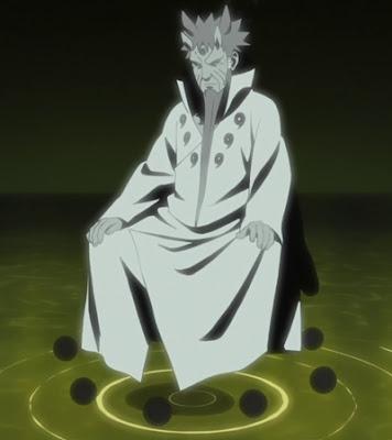 โอซึสึกิ ฮาโกโรโมะ (Ootsutsuki Hagoromo): เซียนหกวิถี (Sage of the Six Paths)