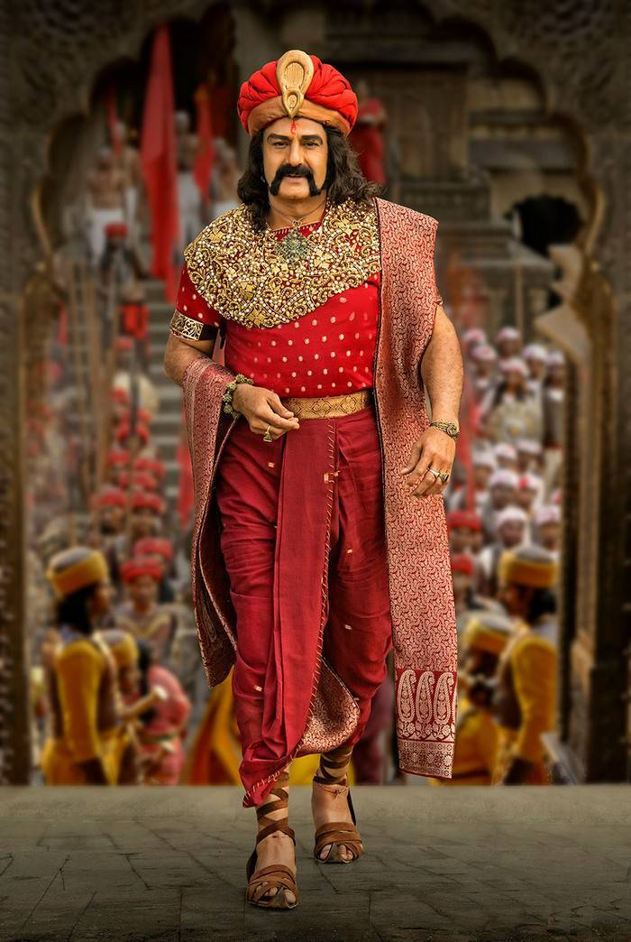Actor Balakrishna Gauthami Putra Sathakarni Movie Stills