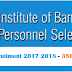 IBPS PO Recruitment 2017 2018 - 3562 Posts Vacancy for Probationary Officers/ Management Trainees (CWE PO/MT-VII)