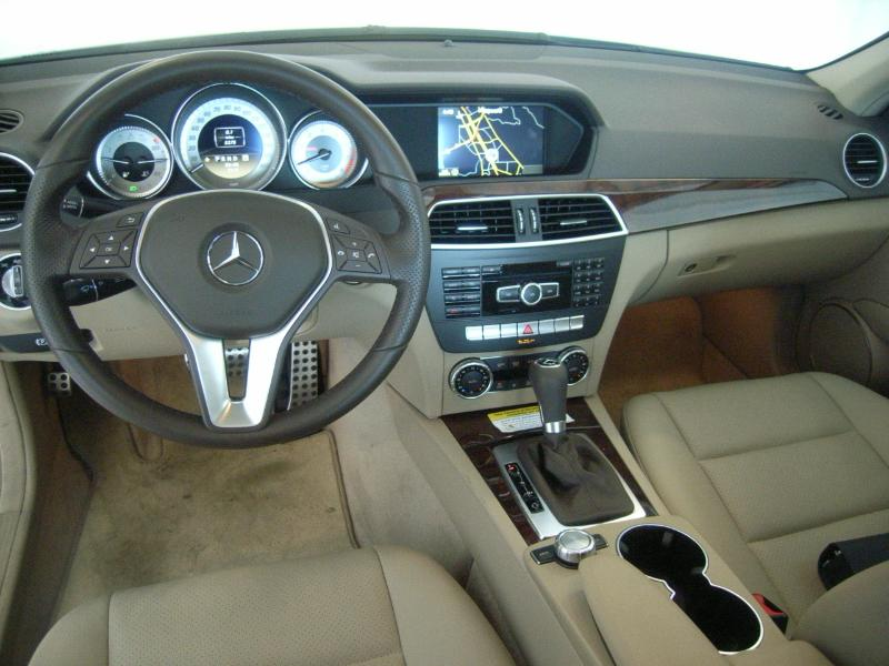 Dream Car 賓士 Mercedes Benz C250 2012 美國進口精選中古車出售